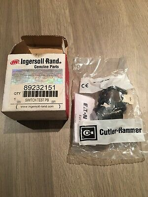 Ingersoll Rand Air Compressor Test Switch 89232151 Spare Parts Inc Vat