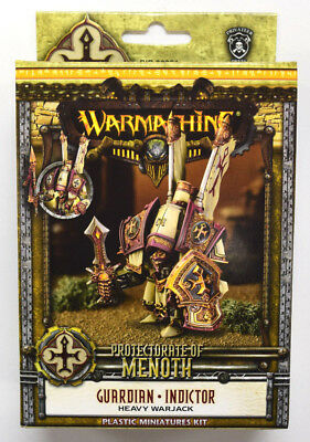 Warmachine Protectorate of Menoth Guardian / Indictor Heavy Warjack PIP 32091