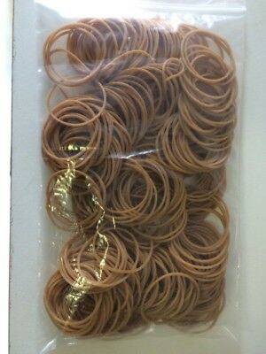 Rubber Bands 120gm Bag - Free Postage