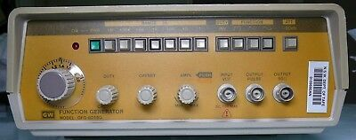Good Will - 2MHz Function Generator – Sine / Triangle / Square Waveforms
