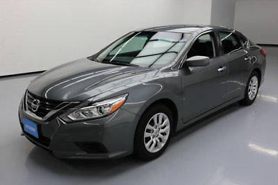 2016 Nissan Altima  2016 NISSAN ALTIMA 2.5 S SEDAN REAR CAM CRUISE CTRL 32K #328064 Texas Direct