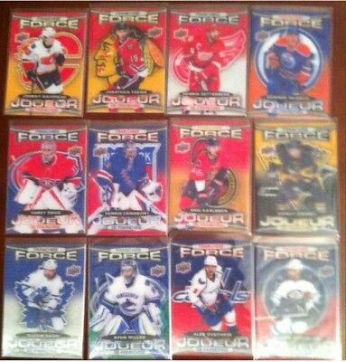 2016/17 TIM HORTONS MASTER SET  175 Cards TOUGH TO BUILD CANADA ISSUE ONLY