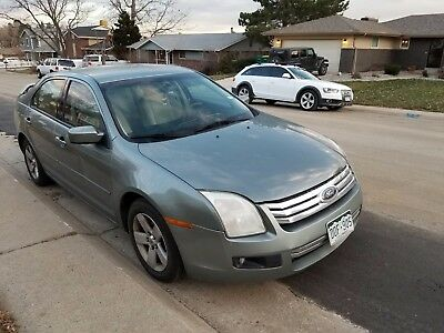 2005 Ford Fusion  Ford Fusion 2006