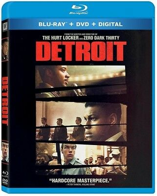 Detroit [New Blu-ray] With DVD, Widescreen, 2 Pack, Ac-3/Dolby Digital, Digita
