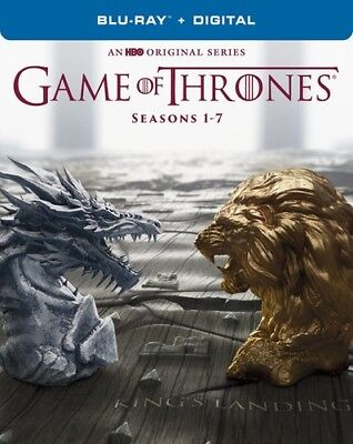 Game of Thrones: The Complete Seasons 1-7 [New Blu-ray] Boxed Set, Full Frame,