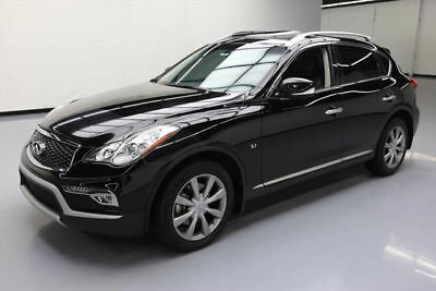 2016 Infiniti QX50 Base Sport Utility 4-Door 2016 INFINITI QX50 PREM PLUS SUNROOF NAV 360-CAM 29K MI #232209 Texas Direct