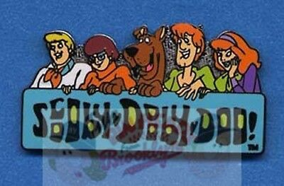 Scooby Doo And Friends Collectors Pin