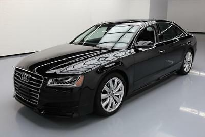 2017 Audi A8  2017 AUDI A8 3.0T AWD S/C DUAL SUNROOF NAV 360 CAM 18K #012683 Texas Direct Auto