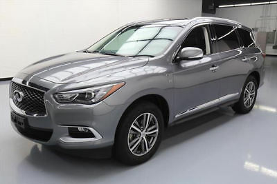 2016 Infiniti QX60 Base Sport Utility 4-Door 2016 INFINITI QX60 AWD HTD SEATS SUNROOF REAR CAM 35K #517983 Texas Direct Auto