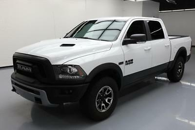 2016 Dodge Ram 1500 Rebel Crew Cab Pickup 4-Door 2016 DODGE RAM 1500 REBEL CREW 4X4 HEMI SUNROOF NAV 16K #134616 Texas Direct