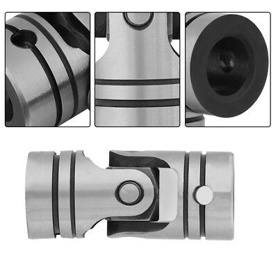 Single U Joint Coupler Universal Steering Coupling Outer Diameter 16mm Hot