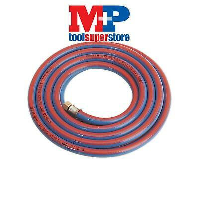 "Sealey AH5R Air Hose 5mtr x �8mm with 1/4""BSP Unions Extra Heavy-Duty"