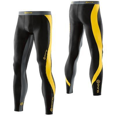 Skins DNAamic compression long tights men's training pants running gmy sports pa