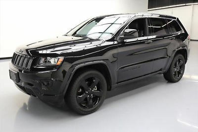 2015 Jeep Grand Cherokee  2015 JEEP GRAND CHEROKEE ALTITUDE SUNROOF REAR CAM 21K #137095 Texas Direct Auto