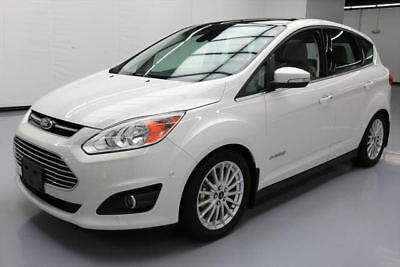 2013 Ford C-Max  2013 FORD C-MAX SEL HYBRID LEATHER PANO ROOF NAV 39K MI #500957 Texas Direct