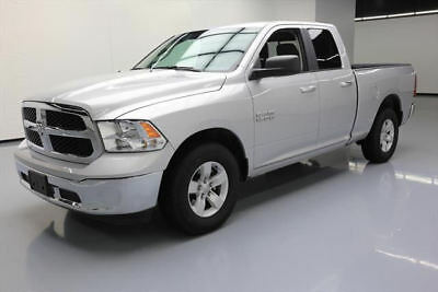 2017 Dodge Ram 1500 SLT Crew Cab Pickup 4-Door 2017 DODGE RAM 1500 SLT QUAD 6-PASS BEDLINER ALLOYS 17K #639166 Texas Direct