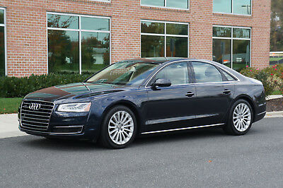 2015 Audi A8 - FREE VEHICLE SHIPPING!* 2015 Audi A8 Quattro * Premium Package * One Owner