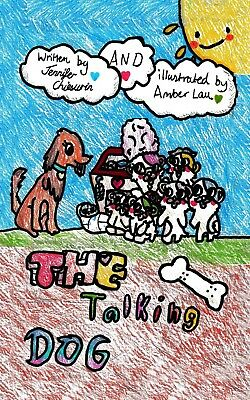 The Talking Dog by Jennifer Chiesurin paperback children book funny story