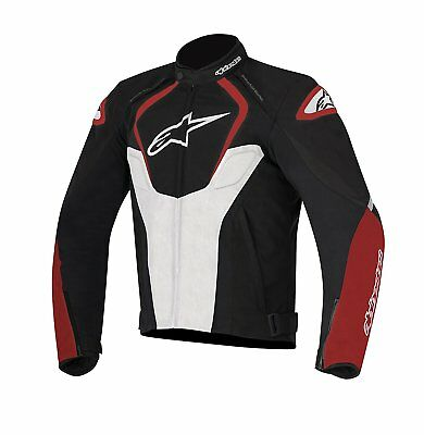 Alpinestars Jacket Jaws Wp B/w/r Xl 3201017-123-Xl