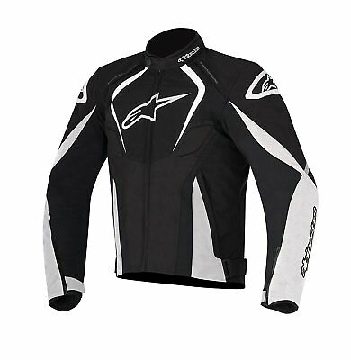 Alpinestars Jacket Jaws Wp Bk/wt L 3201017-12-L