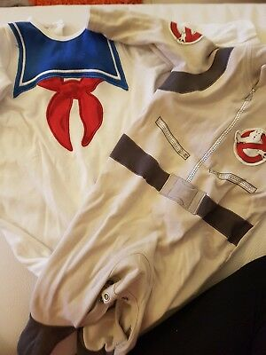 Mothercare sleepsuits 0-3 months Ghostbusters