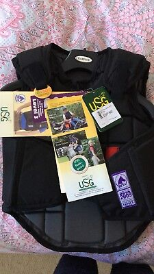 USG Flexi Body Protector childs large