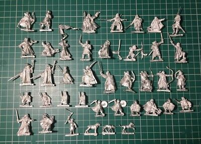 GW LOTR Lord of the Rings Battle Games Good Heroes Metal Figures - Fast Post