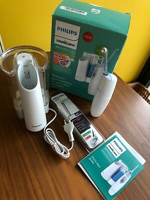 Philips HX8471/01 Sonicare Airfloss Pro, with charge and filling station