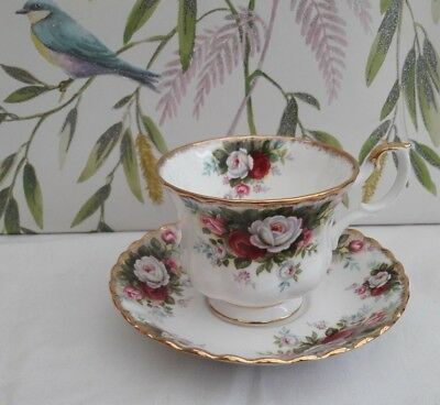 "Royal Albert ""Celebration Rose"" Tea cup & saucer ***EXCELLENT*** 5-Available"