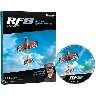 Great Planes GPMZ4558 RealFlight RF-8 Software Only