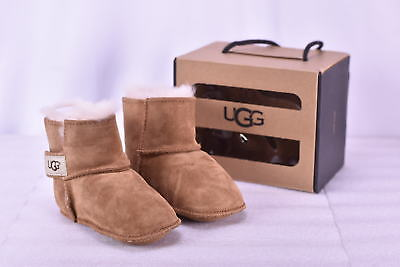 Infant  Ugg  5202/CHE Erin Booties Chestnut    M (4/5)