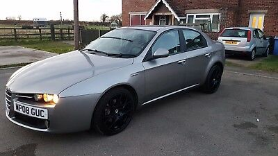 Alfa Romeo 159 1.9 Jtdm 16v - Rare 7 Horseshoe wheels! Amazing car!