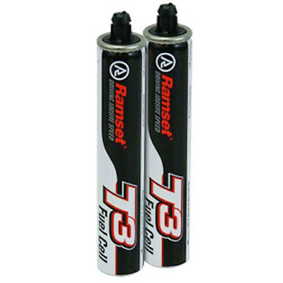 RAMSET T3 Fuel Cell 2 Pack T3FUEL2 New
