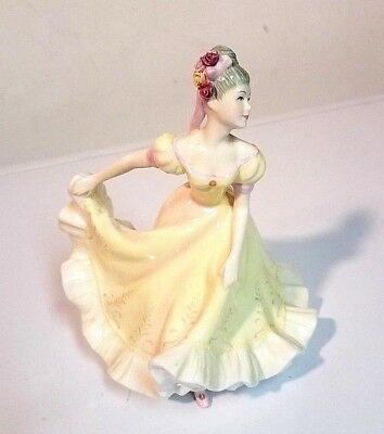 "Royal Doulton Pretty Ladies Figurine ""Ninette"" HN 4717"