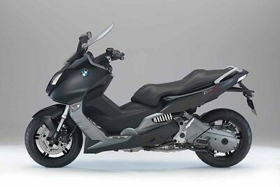 Scoot BMW C600 SPORT