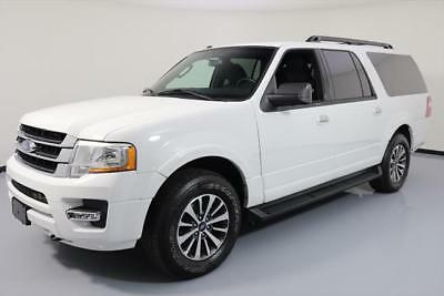 2016 Ford Expedition  2016 FORD EXPEDITION EL XLT 4X4 ECOBOOST REAR CAM 48K #F31432 Texas Direct Auto