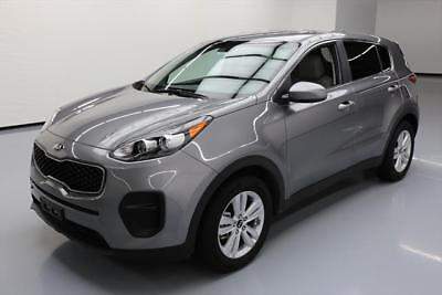 2017 Kia Sportage LX Sport Utility 4-Door 2017 KIA SPORTAGE LX BLUETOOTH REAR CAM ALLOYS 23K MI #131230 Texas Direct Auto