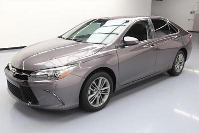 2015 Toyota Camry  2015 TOYOTA CAMRY SE AUTO BLUETOOTH REAR CAM ALLOYS 35K #482518 Texas Direct