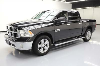 2015 Dodge Ram 1500  2015 DODGE RAM 1500 LONE STAR CREW REAR CAM 20'S 16K MI #614545 Texas Direct