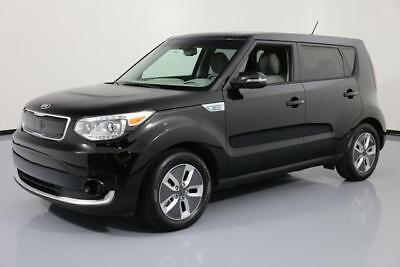 2017 Kia Soul  2017 KIA SOUL EV-E ELECTRIC NAV REAR CAM ALLOYS 811 MI #025422 Texas Direct Auto