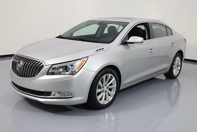 2014 Buick Lacrosse Leather Sedan 4-Door 2014 BUICK LACROSSE LEATHER HTD SEATS PANO ROOF 32K MI! #160010 Texas Direct
