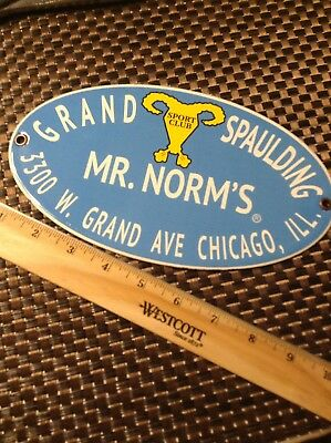 Dodge, Mopar, Gas & Oil, Hot Rod, Classic Mr. Norm's Dodge Porcelain Sign
