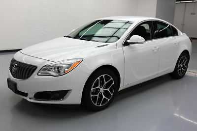 2017 Buick Regal  2017 BUICK REGAL SPORT TOURING HTD LEATHER REAR CAM 29K #101923 Texas Direct