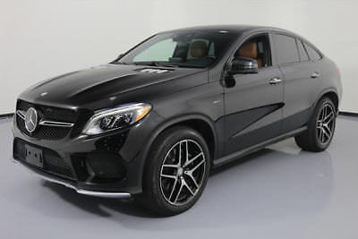 2016 Mercedes-Benz GLE-Class  2016 MERCEDES-BENZ GLE450 AMG 4MATIC AWD SUNROOF NAV #026663 Texas Direct Auto