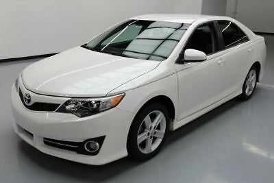 2014 Toyota Camry  2014 TOYOTA CAMRY SE SEDAN PADDLE SHIFT REAR CAM 21K MI #440617 Texas Direct