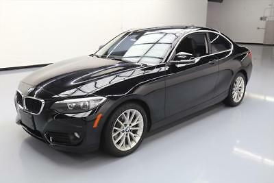 2014 BMW 2-Series Base Coupe 2-Door 2014 BMW 228I TURBO PADDLE SHIFT AUTO BLUETOOTH 42K MI #V99529 Texas Direct Auto