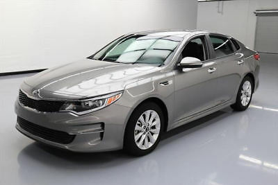 2017 Kia Optima LX Sedan 4-Door 2017 KIA OPTIMA LX REAR CAM BLUETOOTH ALLOY WHEELS 46K #132210 Texas Direct Auto