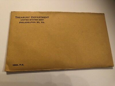 1963 US Silver Proof Coin Set - SEALED in Original U.S. Mint Envelope