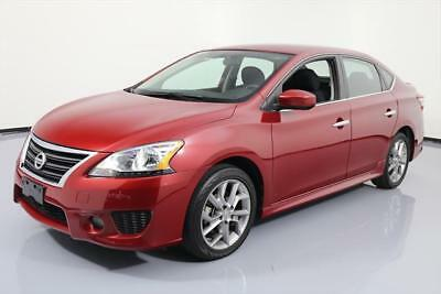 2013 Nissan Sentra  2013 NISSAN SENTRA SR AUTOMATIC BLUETOOTH ALLOYS 35K MI #564183 Texas Direct