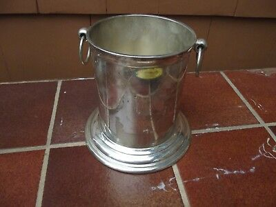 International Silver Company Co Trophy Style Champagne Ice Bucket